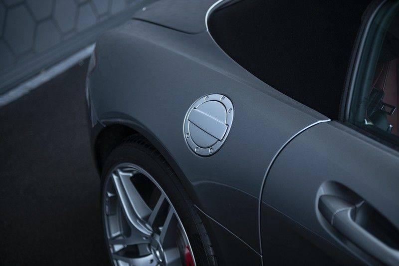 Mercedes-Benz SLS Roadster 6.3 AMG Carbon Pack + MIDDLE GRAY HIMALAYAS + Full Carbon Motor afdekking afbeelding 17