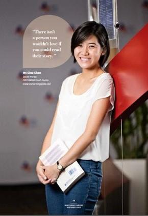 Ms Gina Chan
