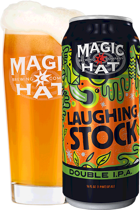 Laughing Stock Pint and Can