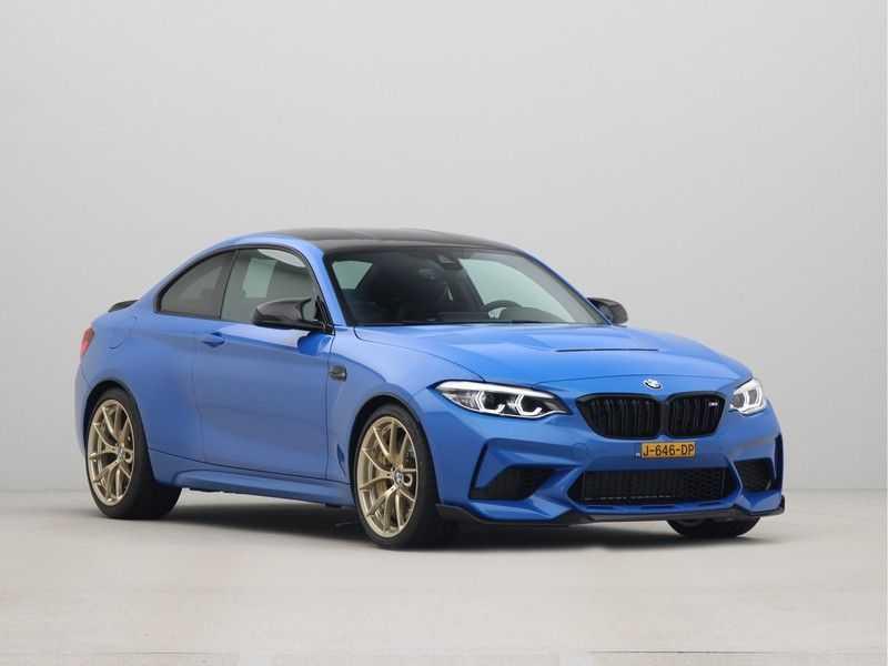 BMW M2 CS afbeelding 8
