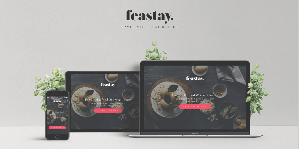 Kaya Kise's Feastay Project