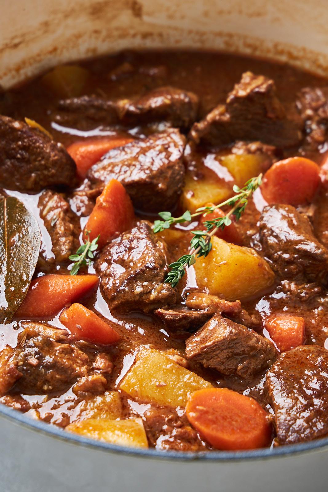 Guinness Beef Stew Irish Beef stew