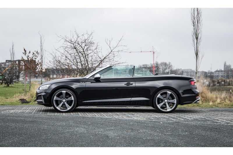 Audi A5 Cabriolet 3.0 TFSI S5 quattro | 354PK | Hoofdruimte verwarming | Trekhaak | Virtual Cockpit | Matrix LED | Camera afbeelding 8