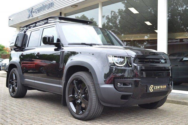 Land Rover Defender 3.0 P400 110 Black Pack 7-Zits NW 182.700,- euro afbeelding 3