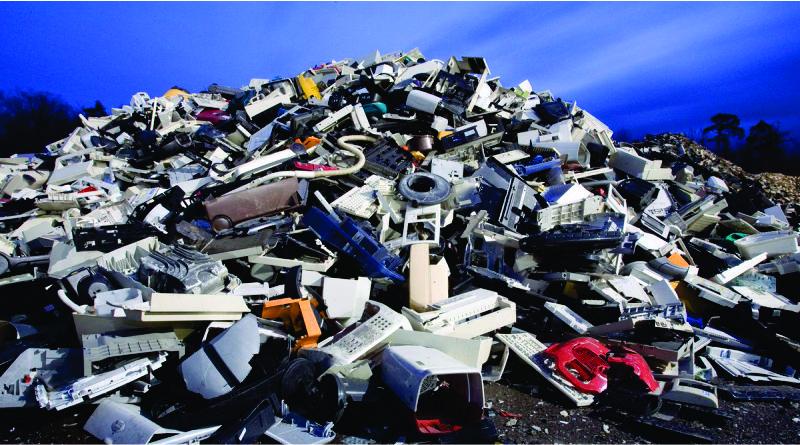 Imagem em destaque para o artigo: Entenda como reciclar seu lixo eletrônico