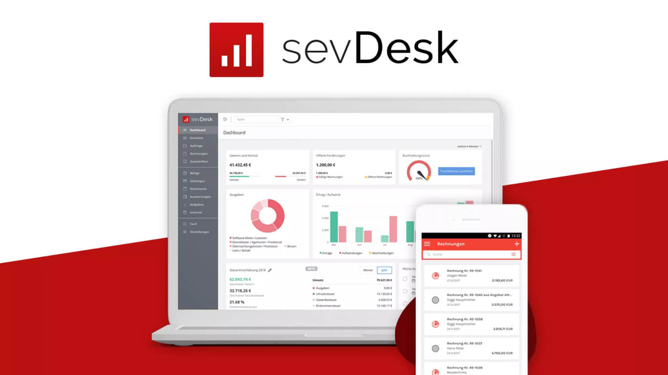 Tech & Product DD   Growth   Code & Co. advises Growth investors on sevDesk