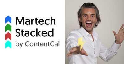 Martech Stacked Episode 8: Marketing automation software for B2B marketers - with Charles Dolisy image