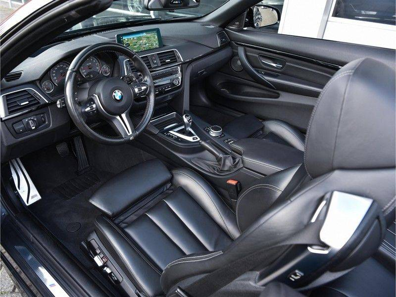BMW M4 Cabrio Competition DCT 450pk HUD H/K DAB Adaptive-LED Memory 20inch afbeelding 18