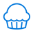 Baker Web Solutions Muffin Logo