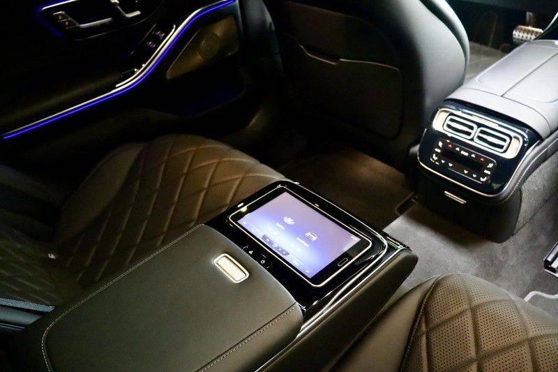 Mercedes-Benz S-Klasse 350d 4Matic Lang AMG Line  VOL Meedraaien as  afbeelding 20