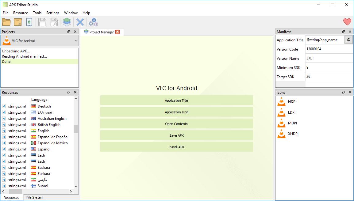 APK Editor Studio screenshot 2