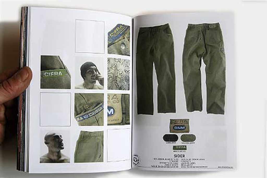 branding - cifra-clothing