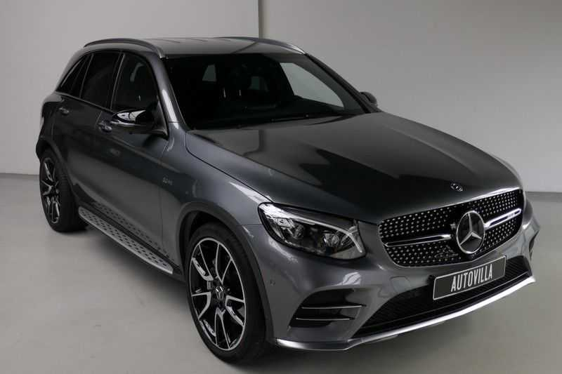 Mercedes-Benz GLC 43 AMG 4MATIC afbeelding 3