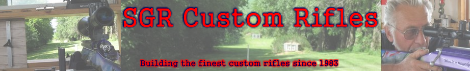 SGR Custom Rifles header graphic