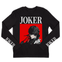 Persona 5 Joker Black Long Sleeve Shirt