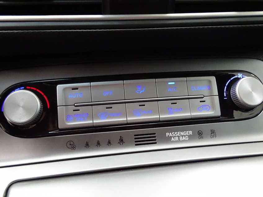 Hyundai Kona EV Premium 64 kWh EX BTW 4% Leder Navigatie Clima Cruise Camera HUD  460 KM op 1 Lading! afbeelding 24