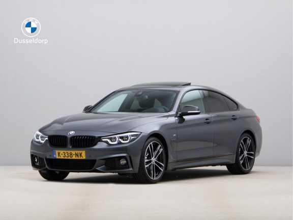 BMW 4 Serie Gran Coupé 430i High Executive M-sport