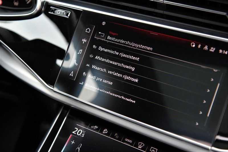 Audi Q7 60 TFSIe Competition PANO.DAK+TOPVIEW+S-STOELEN afbeelding 21