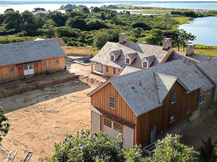 Martha's Vineyard Home Construction
