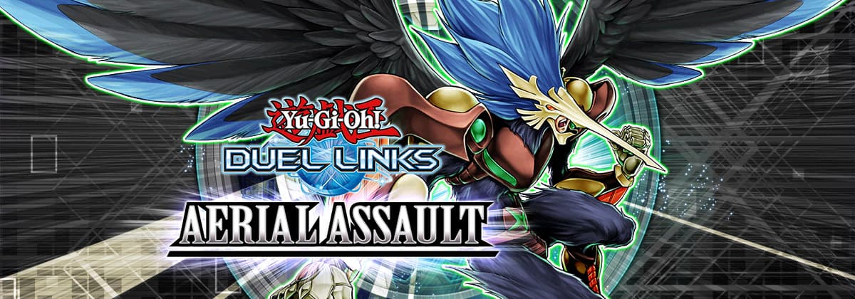 Box Review: Aerial Assault | YuGiOh! Duel Links Meta