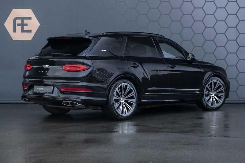 Bentley Bentayga V8 FIRST EDITION MY 2021 + Naim Audio + Onyx Pearl Black + Apple CarPlay (draadloos) afbeelding 4