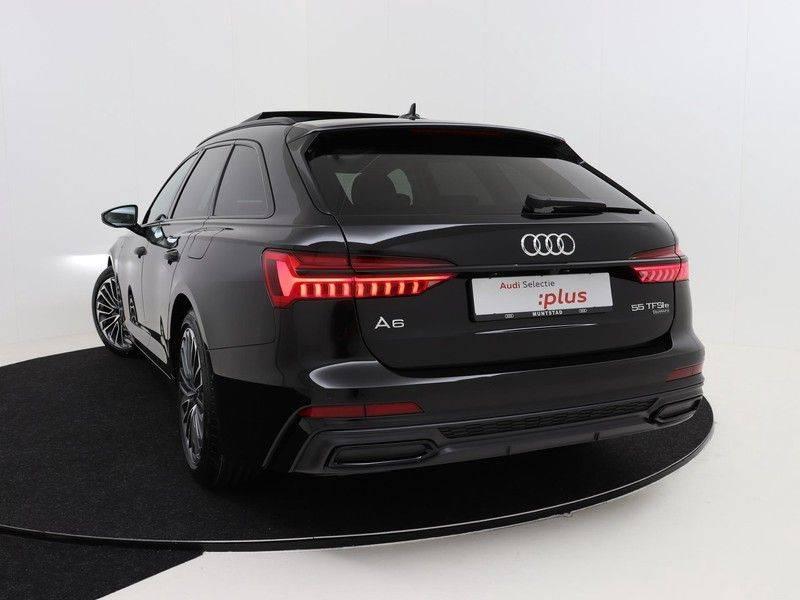 Audi A6 Avant 55 TFSI e 367 pk quattro Competition | Panoramadak | Assistentiepakket Tour | Keyless Entry | Optiekpakket | Trekhaak | Verlengde Fabrieksgarantie afbeelding 18