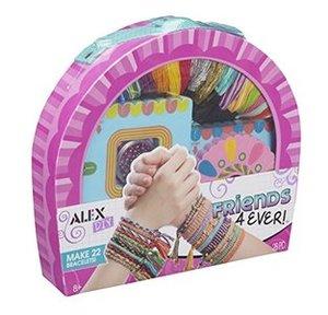 ALEX Toys DIY Friends 4 Ever Jewelry