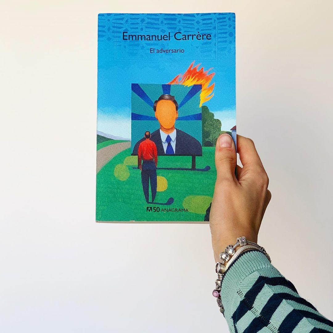"""Imagen de Reseña de """"El adversario"""", de Emmanuel Carrère"""