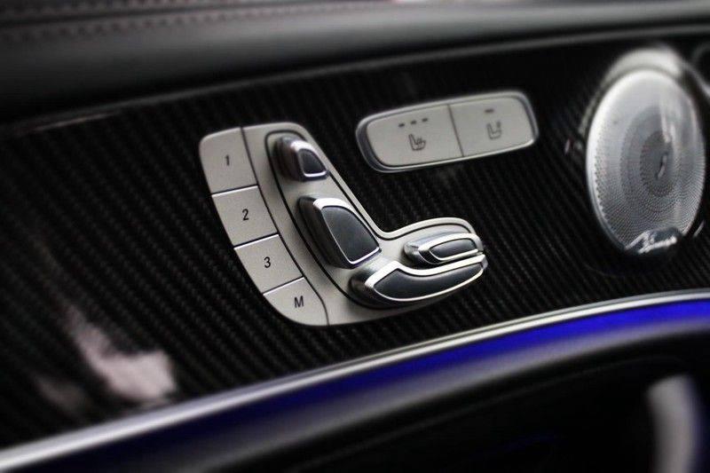 Mercedes-Benz E-Klasse 63 S AMG 4Matic-plus kuipstoelen pano carbon afbeelding 18