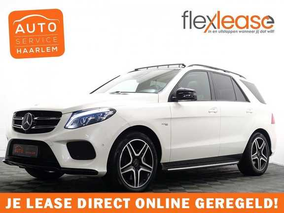 Mercedes-Benz GLE 43 AMG 4MATIC 368pk Aut- Panodak, Leer, Camera, Navi, Full!