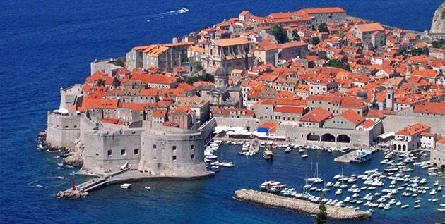 Visit delightful Dubrovnik when you hire a yacht in Croatia