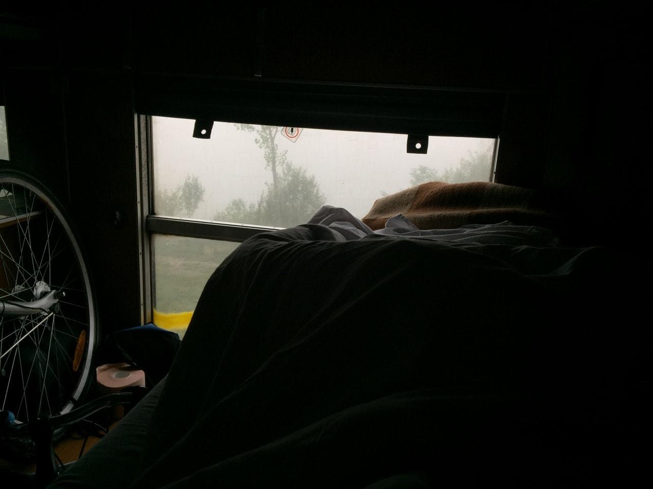 Jutro u vozu