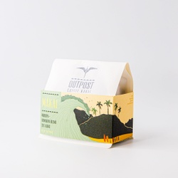 Outpost Coffee | Makai Hawaiian Blend Coffee