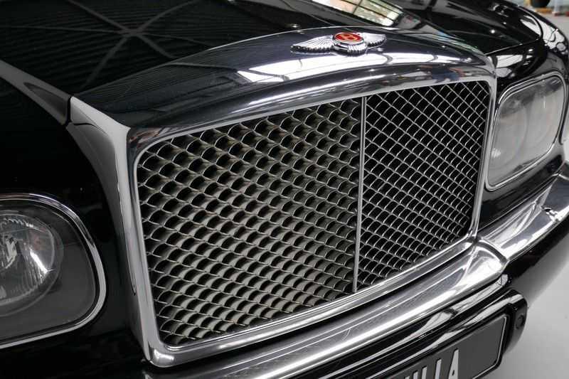 Bentley Arnage 6.8 V8 T Mulliner LWB (1 van 95 st) Youngtimer . afbeelding 7