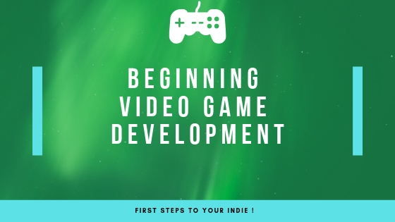 How to start game development on your own