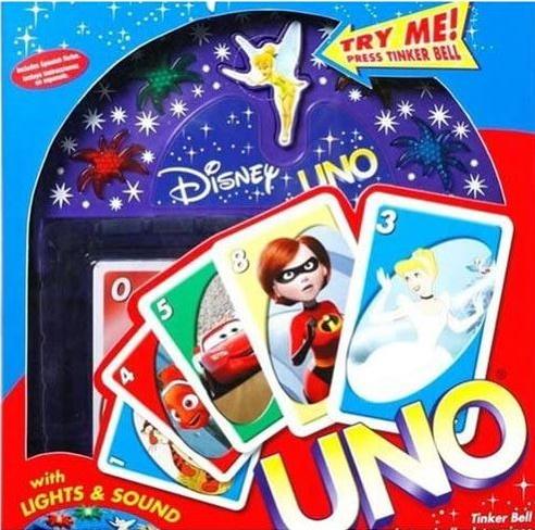 Disney Electronic Uno (Modern)