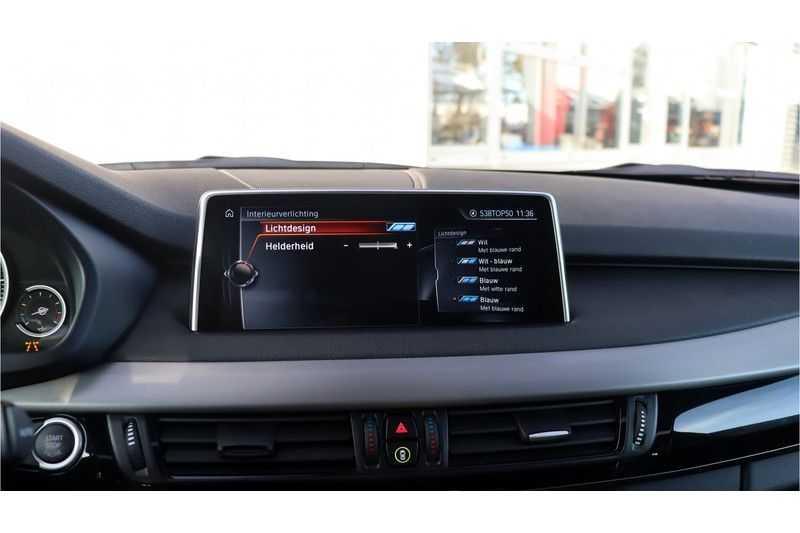 BMW X5 M50d High Executive, 7 pers, Harman/Kardon, Head-Up Display afbeelding 14