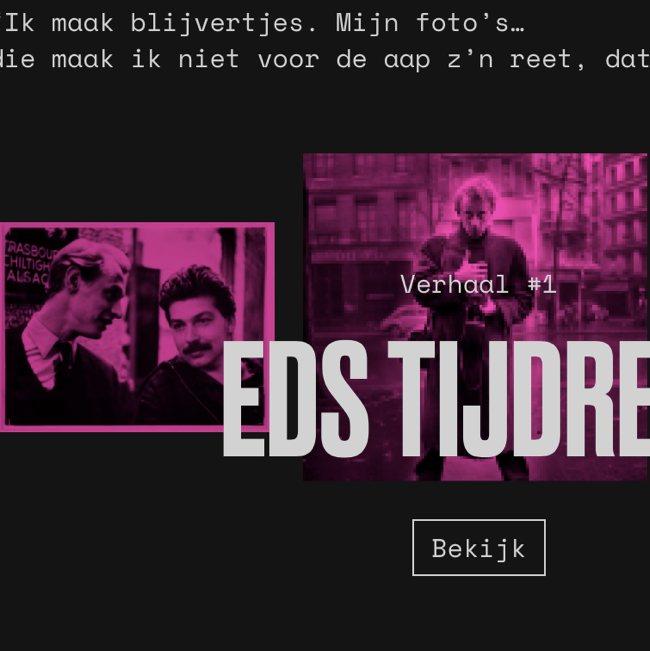 Ed van der Elsken