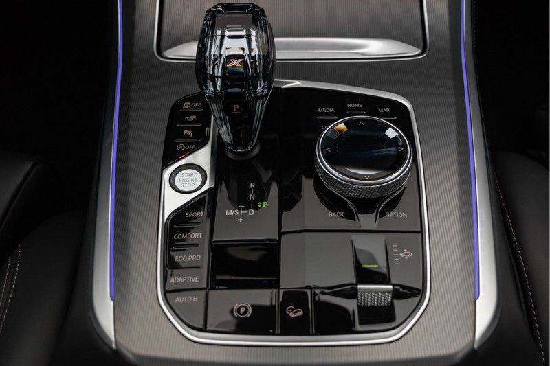 "BMW X5 M40i xDrive 340pk Panoramadak VirtualCockpit ShadowLine Sportleder+Memory Head-Up Hifi Luchtvering ACC Laserlicht AmbientLight Keyless Sportuitlaat 22"" 360Camera ParkAssist Pdc afbeelding 8"