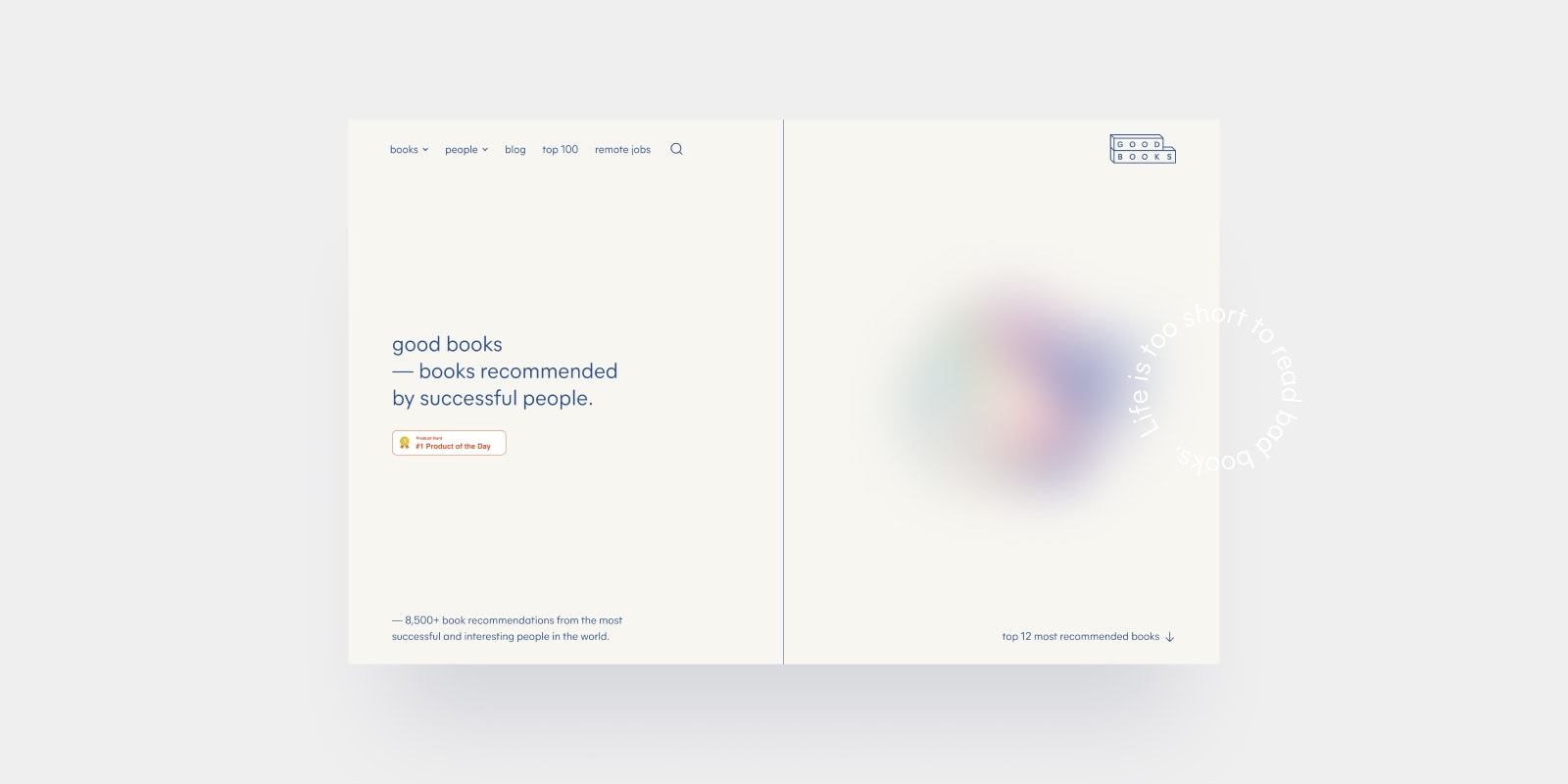Good Books case study feature image