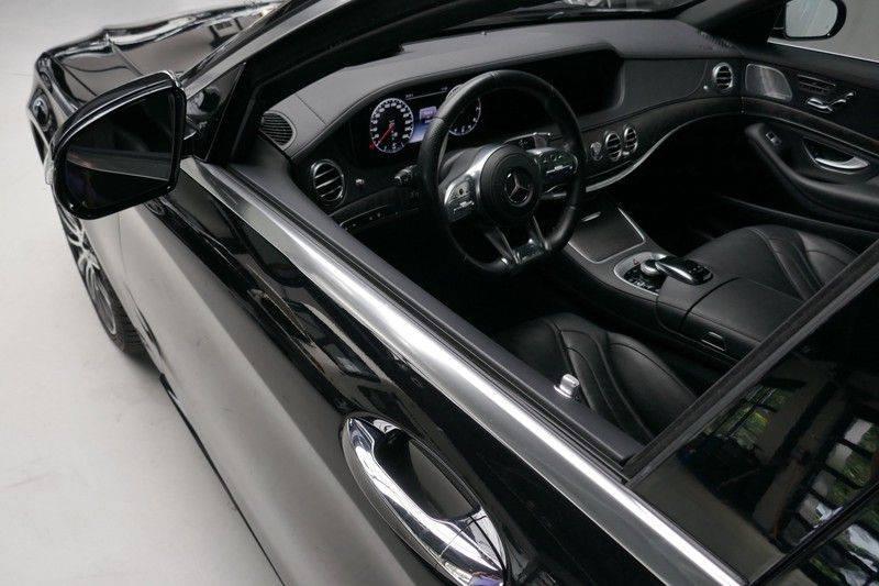 Mercedes-Benz S-Klasse 560 4Matic Lang Premium Plus afbeelding 13