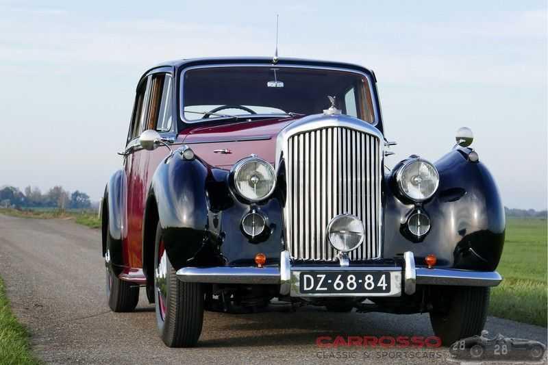 Bentley MARK VI Sports Saloon 4.25 Litre afbeelding 6