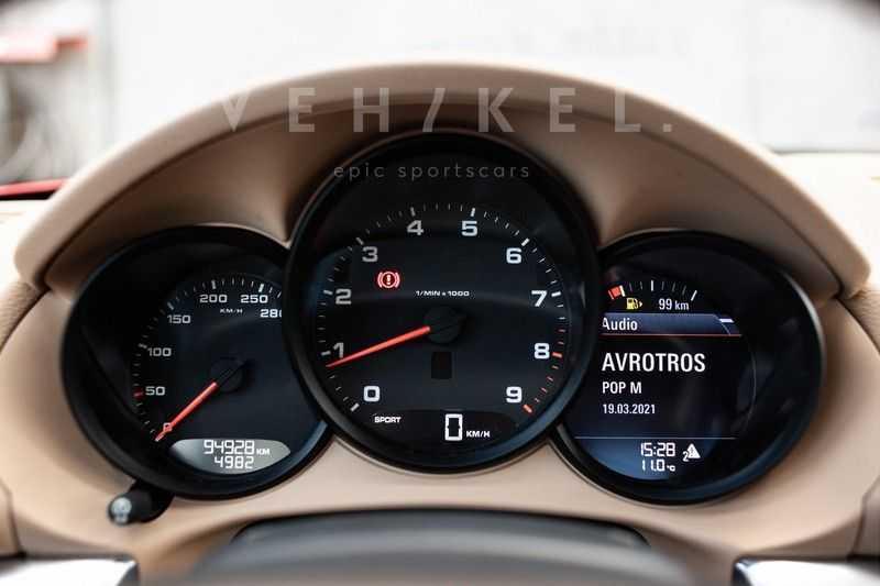 Porsche Cayman 2.7 // Handgeschakeld // Iconic Guards Red afbeelding 9