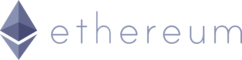 ETH logo landscape (purple)