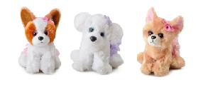 "The Petting Zoo: 7"" Miniz Girly Dog Assortment"