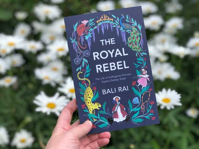 Book Review: 'The Royal Rebel' by Bali Rai