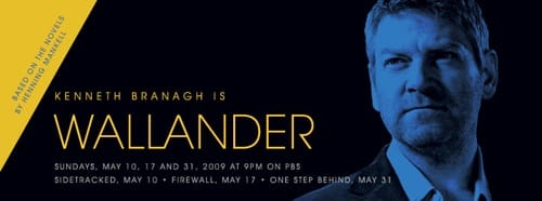 Branagh Wallander Splash