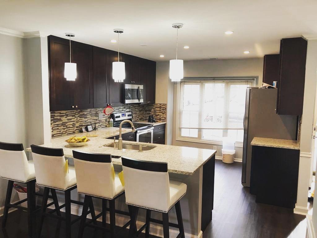 building creations kitchen
