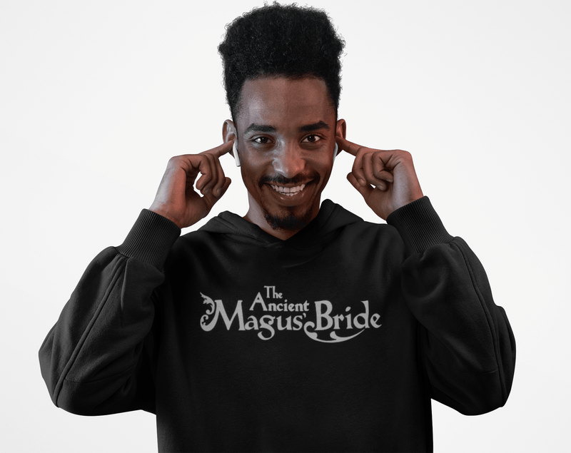 The Ancient Magus Bride Anime Logo Hoodie