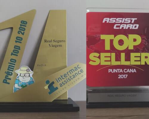 Premios Real Seguro Viagem